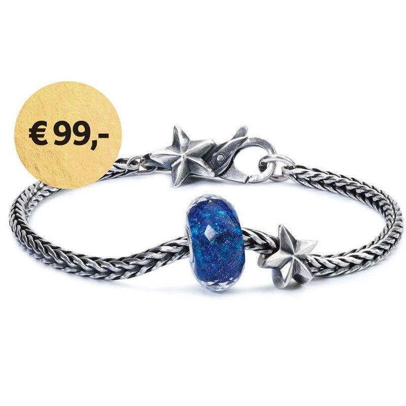 Bracelet femme Trollbeads en Argent