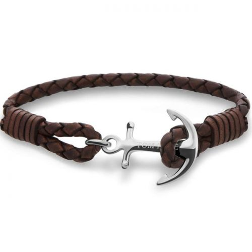 Bracelet Tom Hope Havana Brown