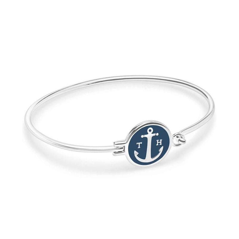 Bracelet Tom Hope jonc Sapphire Blue