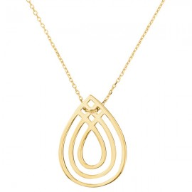 Collier Altesse finition Or jaune