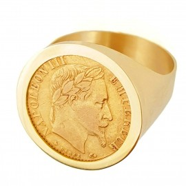 Bague Louis d'Or 10Frs