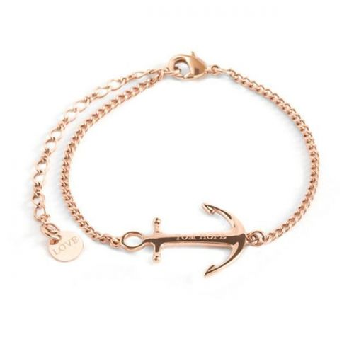 Bracelet Tom Hope Saint Rose Gold