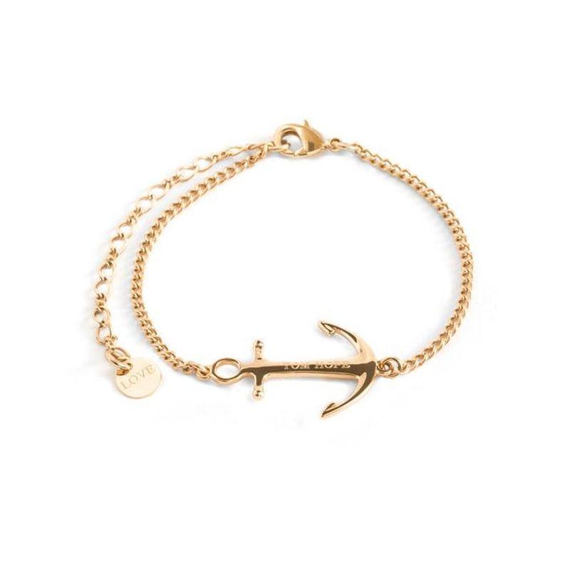 Bracelet Tom Hope Saint Gold