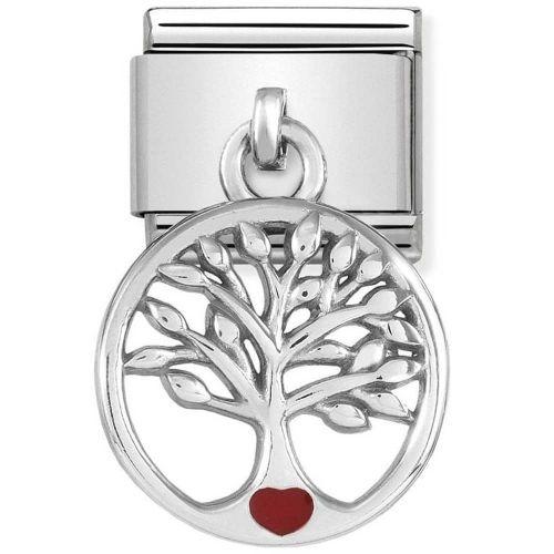 Maillon Nomination classic charms arbre de vie