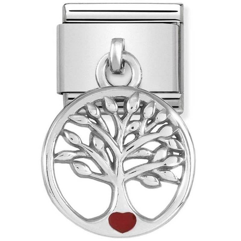 Maillon Nomination classic charms arbre