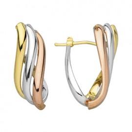 Boucles d'oreilles 3 Ors