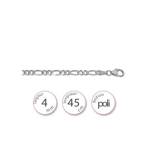 Chainette argent - 001043