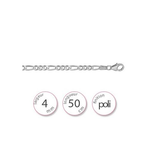Chaine argent 925 - 001052