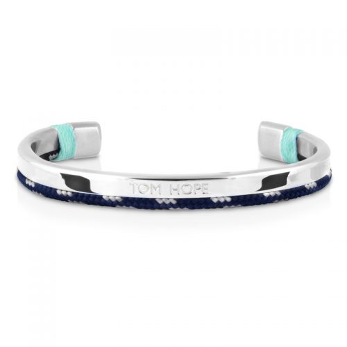 Bracelet Tom Hope Hybrid 2 Ice Blue