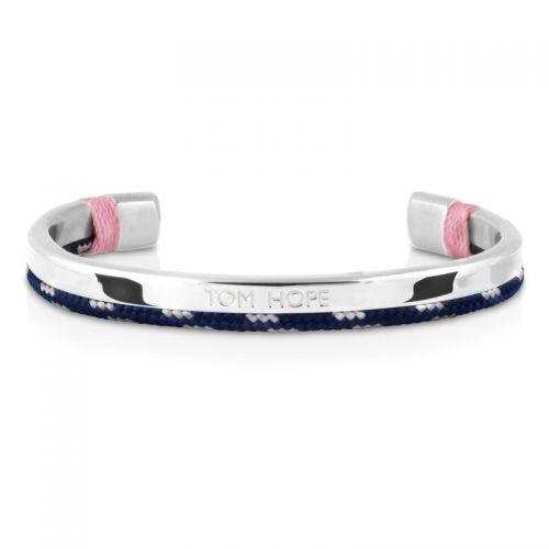 Bracelet Tom Hope Hybrid 2 Coral Pink