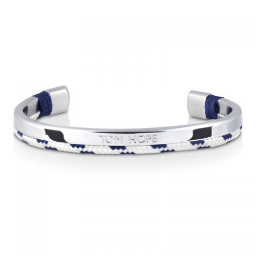 Bracelet Tom Hope Hybrid 2 Royal Blue