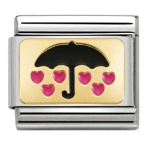 Maillon Nomination classic parapluie de l'amour