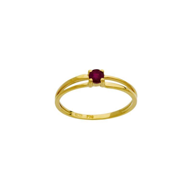 prix bague or et rubis