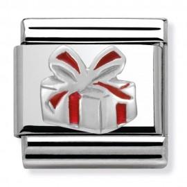 Maillon Nomination classic cadeau en Argent