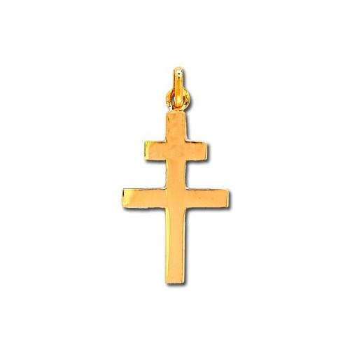 Croix lorraine - 001077
