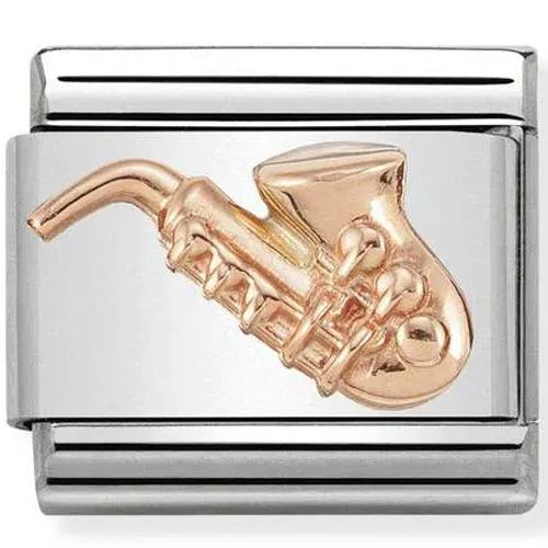 Maillon Nomination classic relief saxophone Or rose
