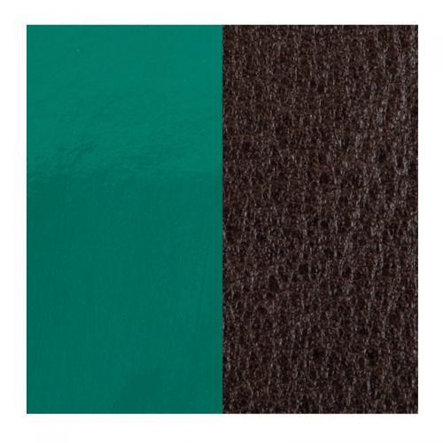 Cuir reversible les Georgettes pin vernis / brun