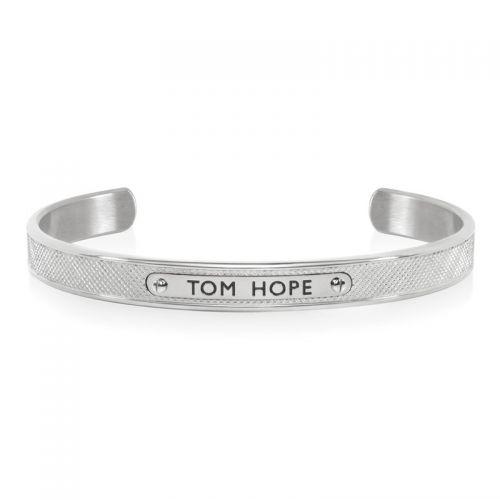 Bracelet Tom Hope Continental Petite Argent