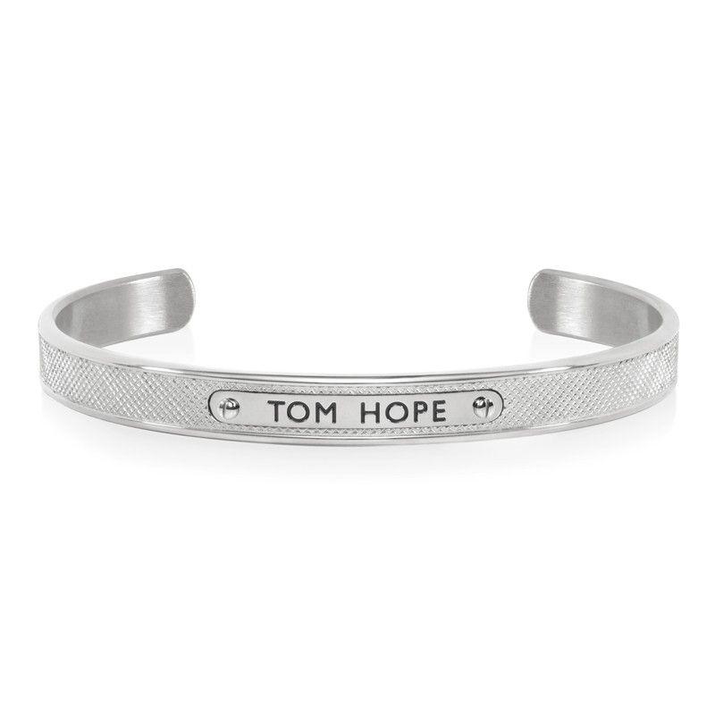tom hope bracelet argent
