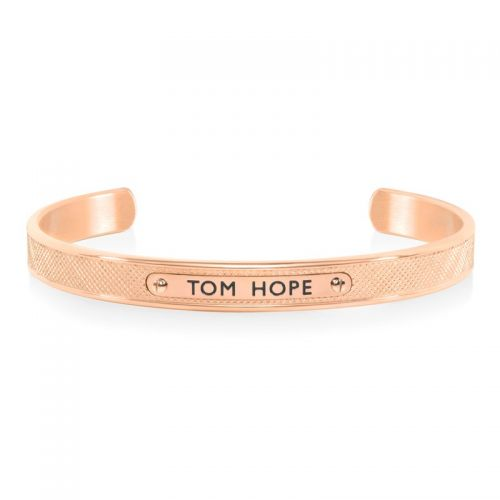 Bracelet Tom Hope Continental Petite Rose