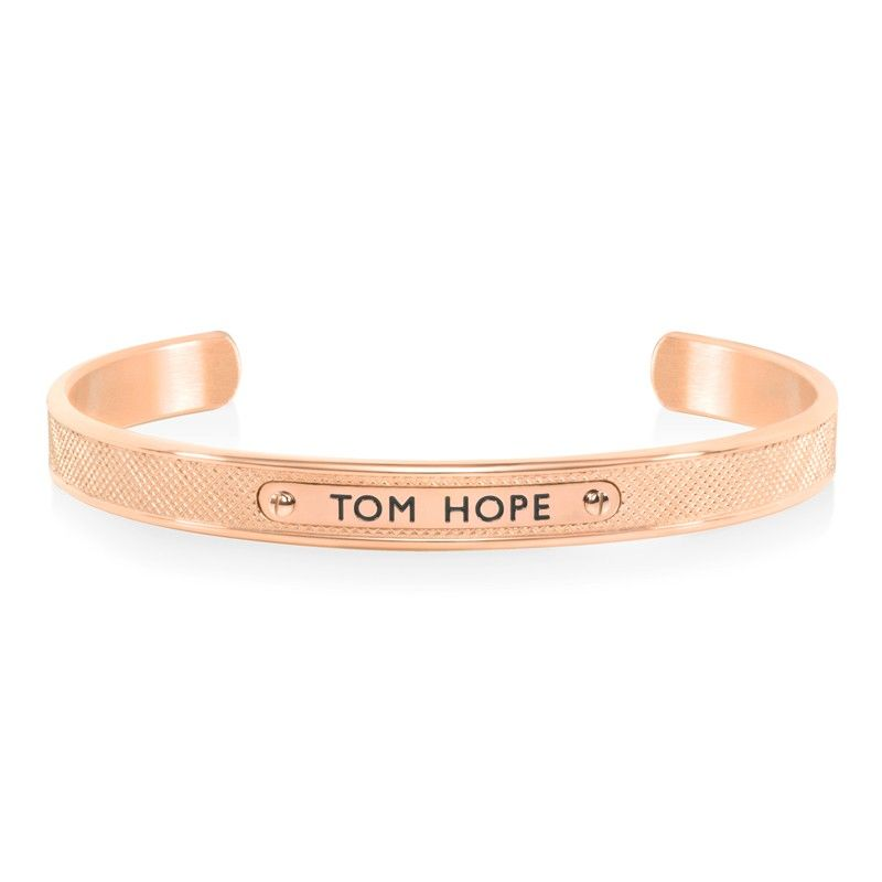 Bracelet Tom Hope Continental Petite Rose