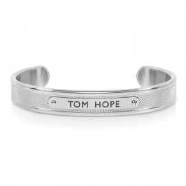 Bracelet Tom Hope Continental Argent