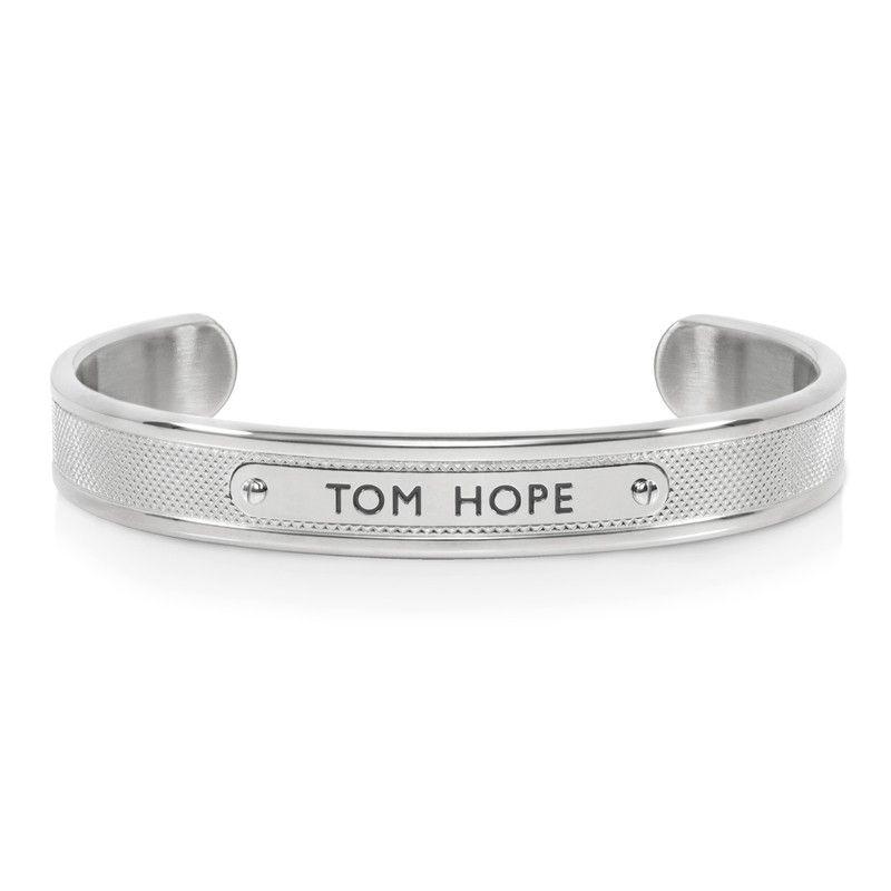 Bracelet Tom Hope Continental Argent