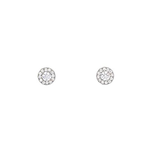 Boucles d'oreilles Saunier Danseuse Argent
