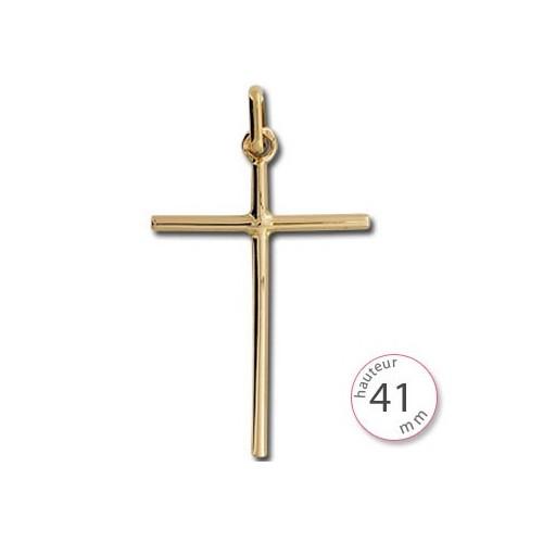 Pendentif croix - 001405