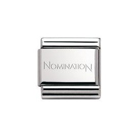 Maillon Nomination classic acier