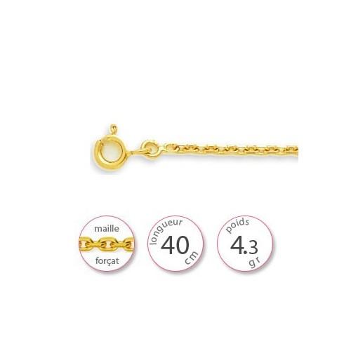 Chaine or baptême - 001448