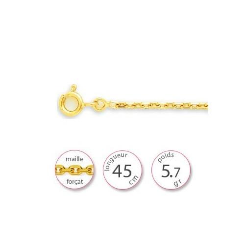 Bijoux chaine Or - 001454