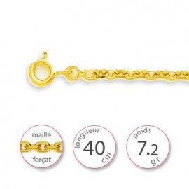 Chaine Or femme - 001463