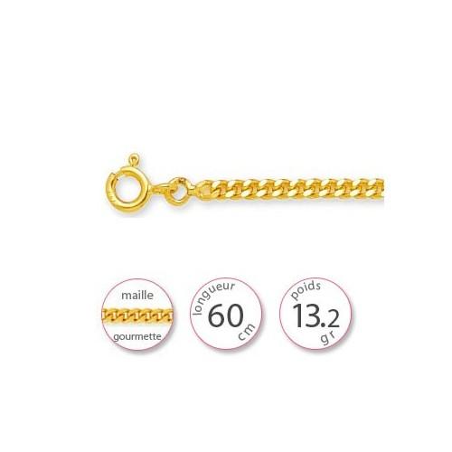 Une chaine en Or - 001514