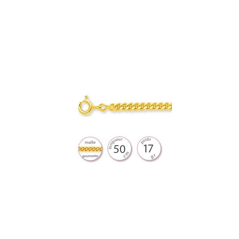 Bijoux chaine or - 001520
