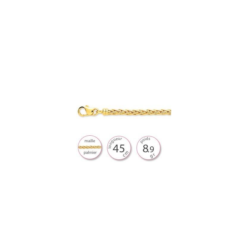 Chaine palmier - 001859