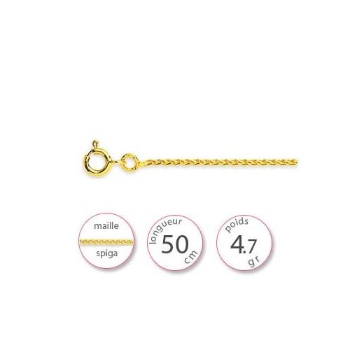 Chaine bijouterie - 001862