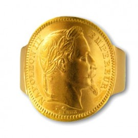 Bague Napoléon - 002423